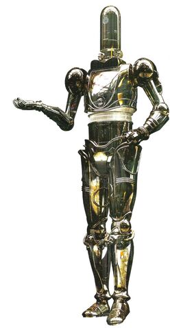 Административный дроид 3D-4X