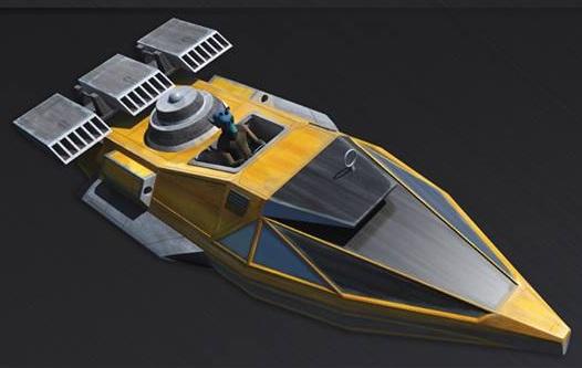 V-35 «Курьер»/Канон