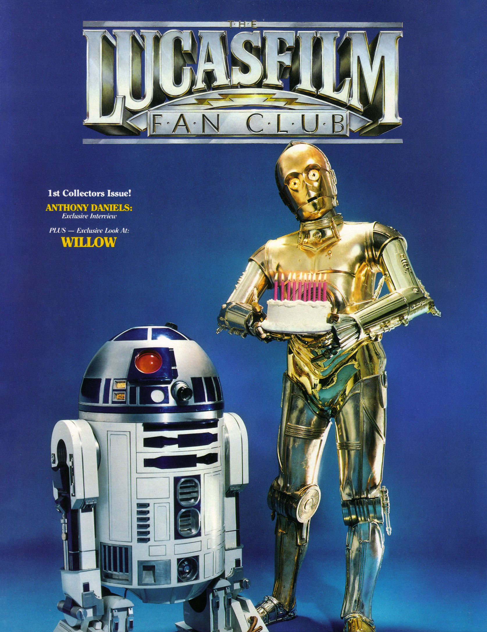 The Lucasfilm Fan Club Magazine 1
