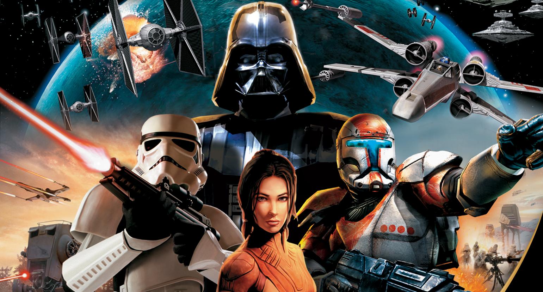 star wars games - HD1541×828