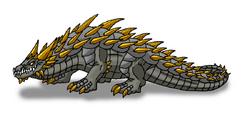 Келл-дракон