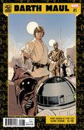 Darth Maul 1 Star Wars 40th Anniversary