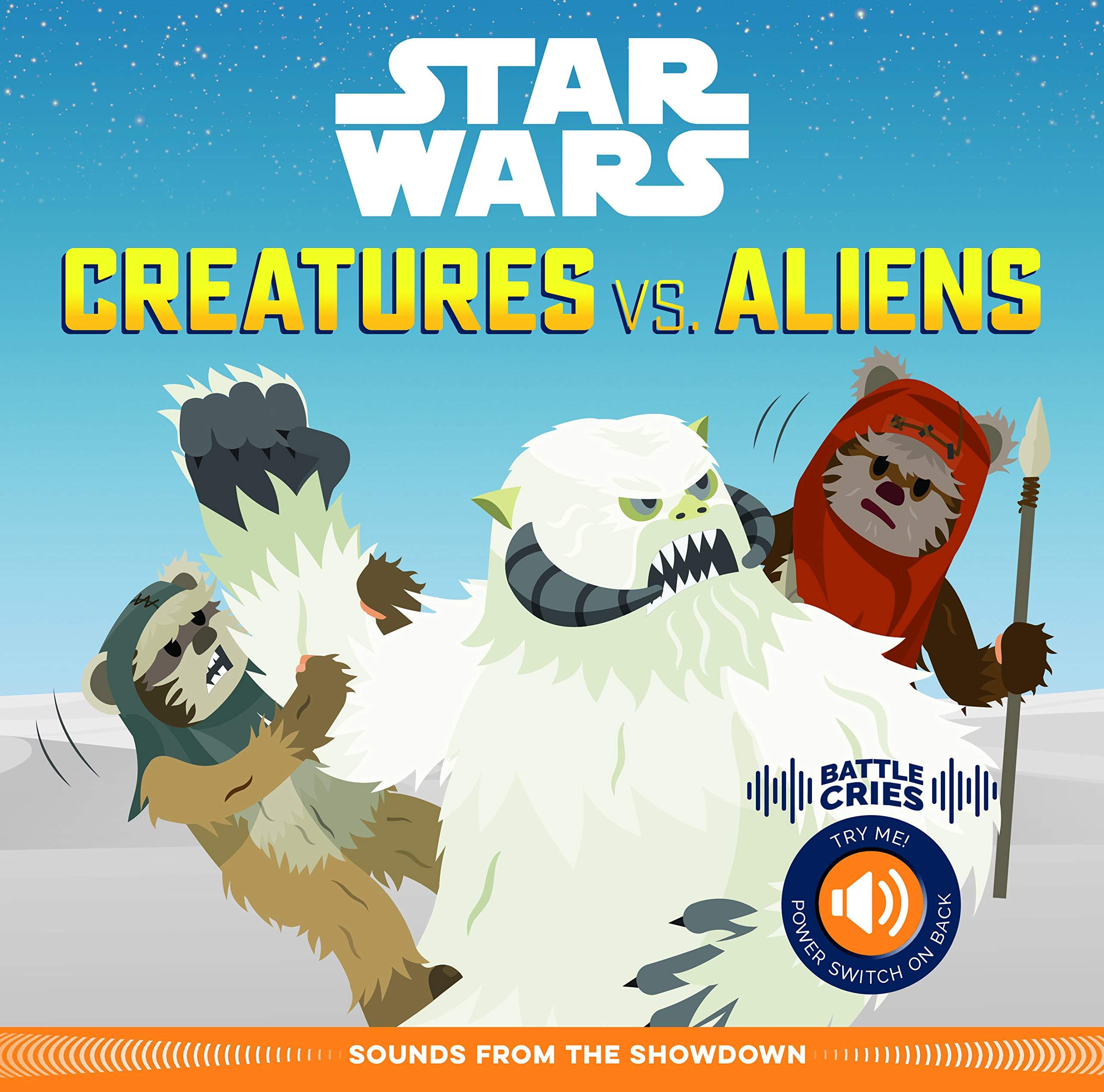 Звёздные войны: Существа против инородцев