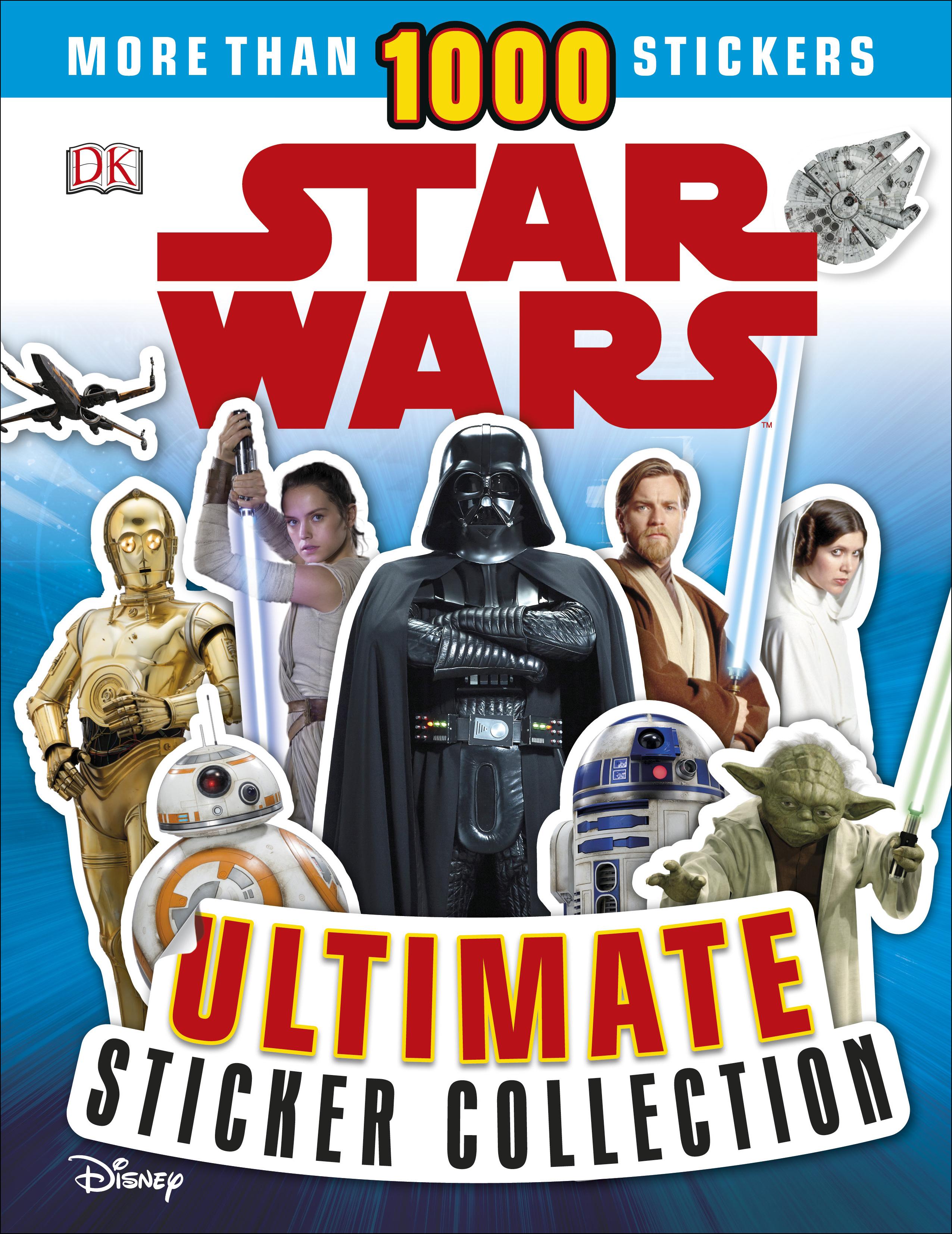 Звёздные войны: Полная коллекция наклеек (2018)