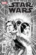 Star Wars Vol 2 5 Sketch Variant