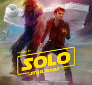 The Art of Solo A Star Wars Story