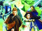 Звёздные войны. Эпизод II: Атака клонов (сборник в твёрдой обложке)