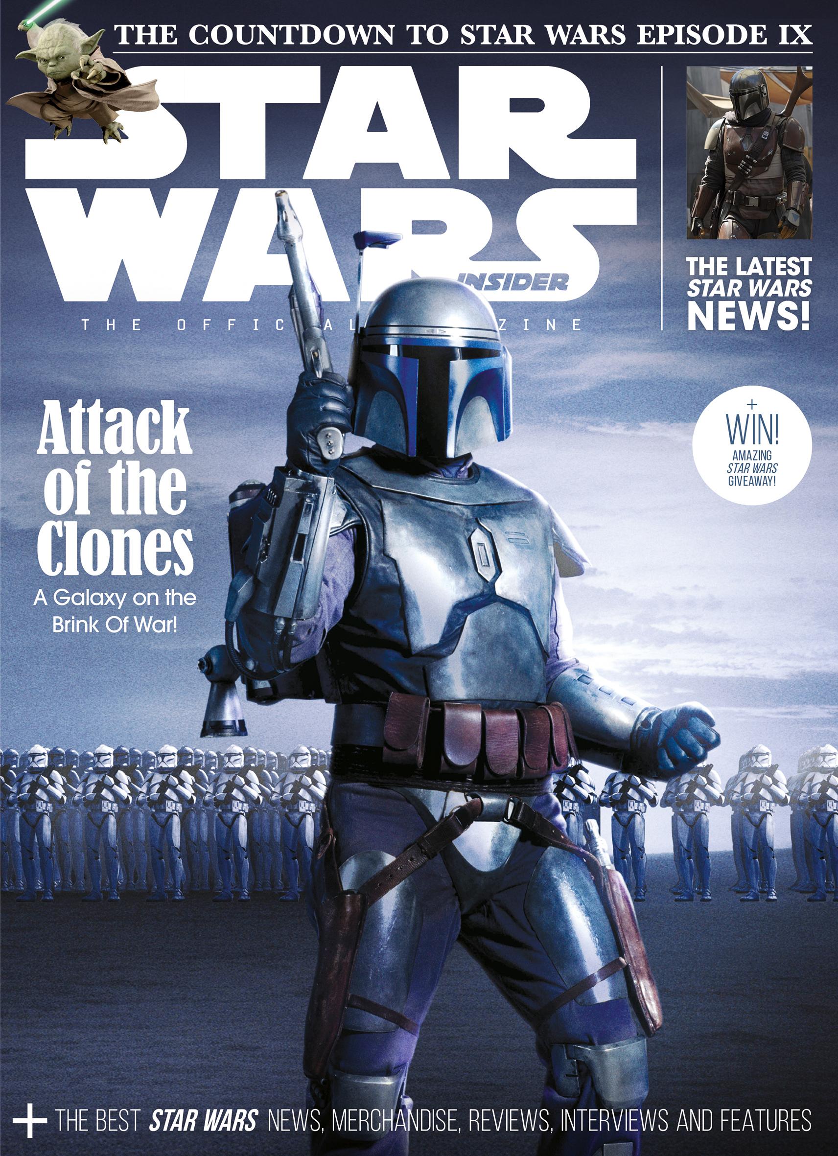 Star Wars Insider 187