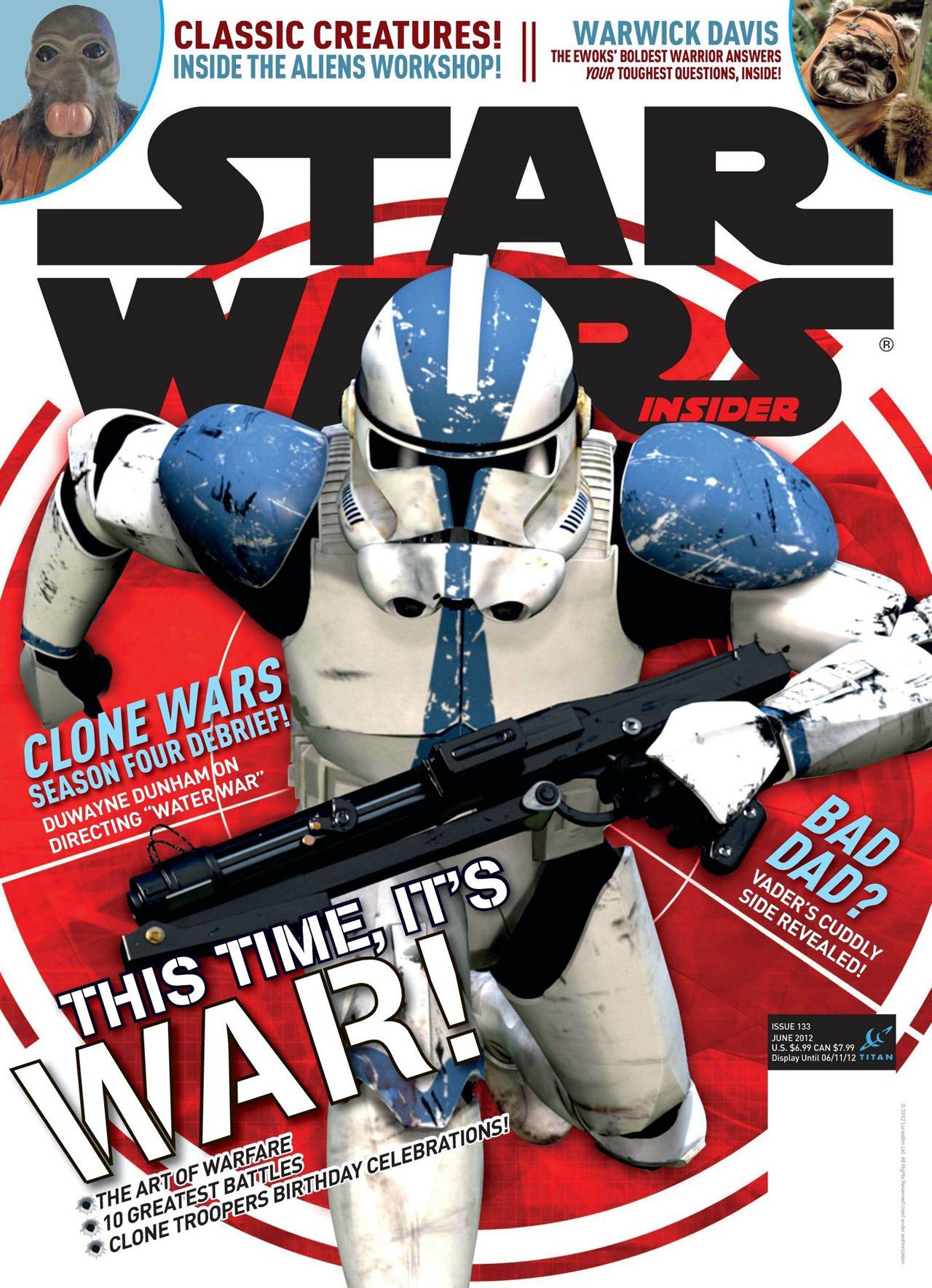 Star Wars Insider 133