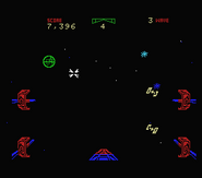 Star Wars The Arcade Game DS MSX