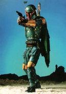 Boba Fett sculpture SWGM6