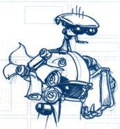 SP-4 droid Journal