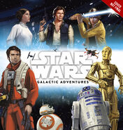Galactic Adventures Storybook Collection CNF