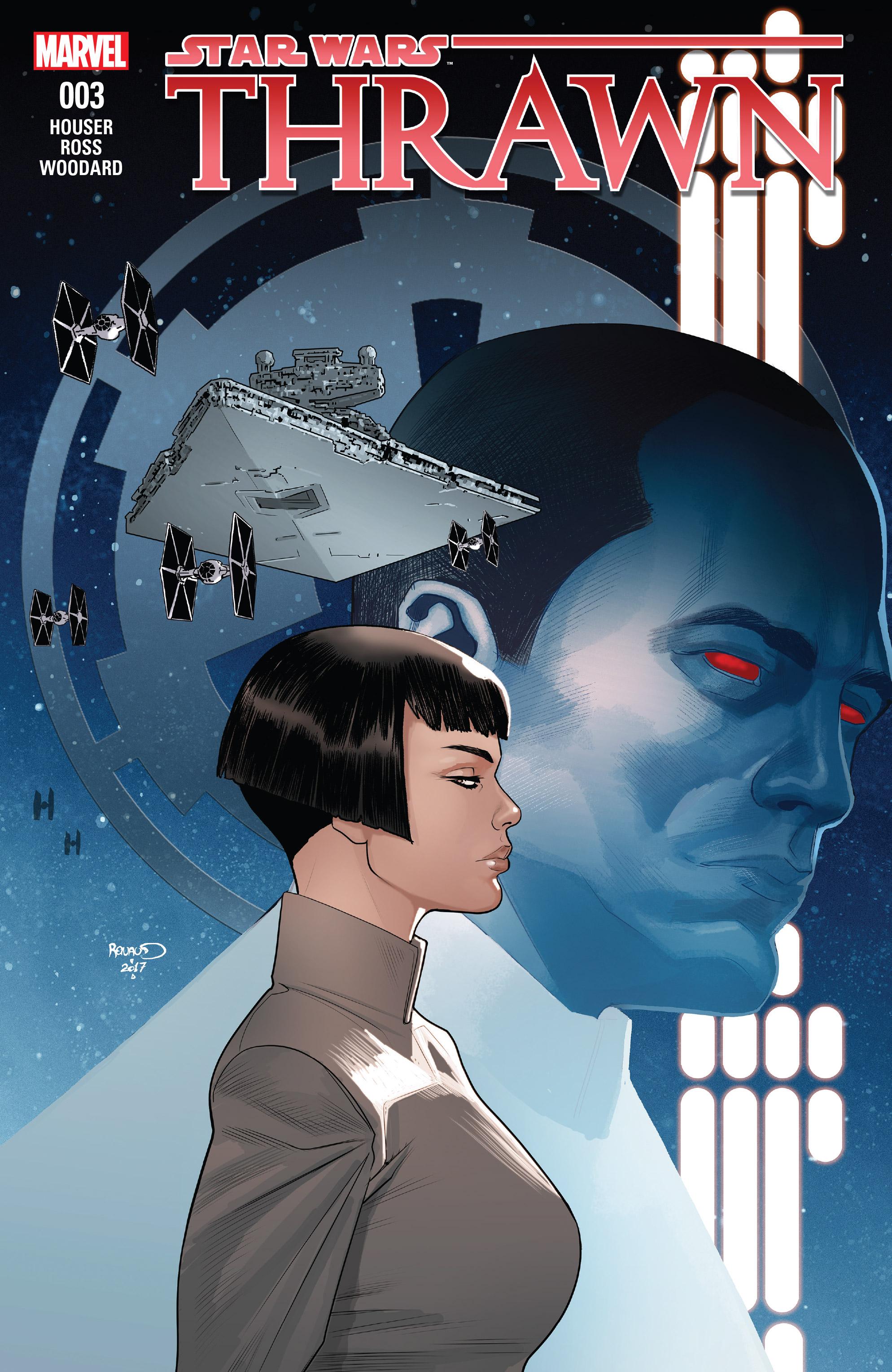 Звёздные войны: Траун, часть 3