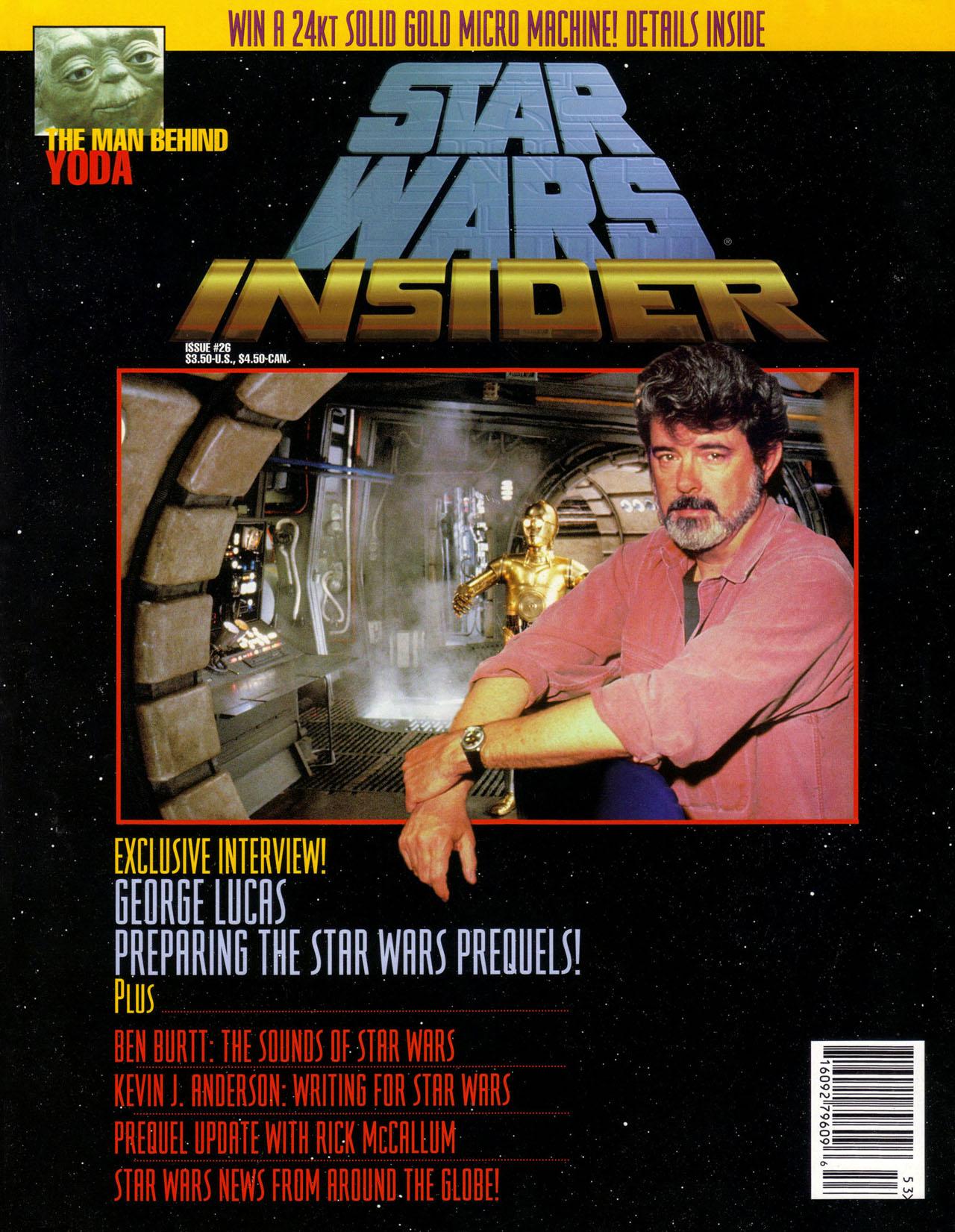 Star Wars Insider 26