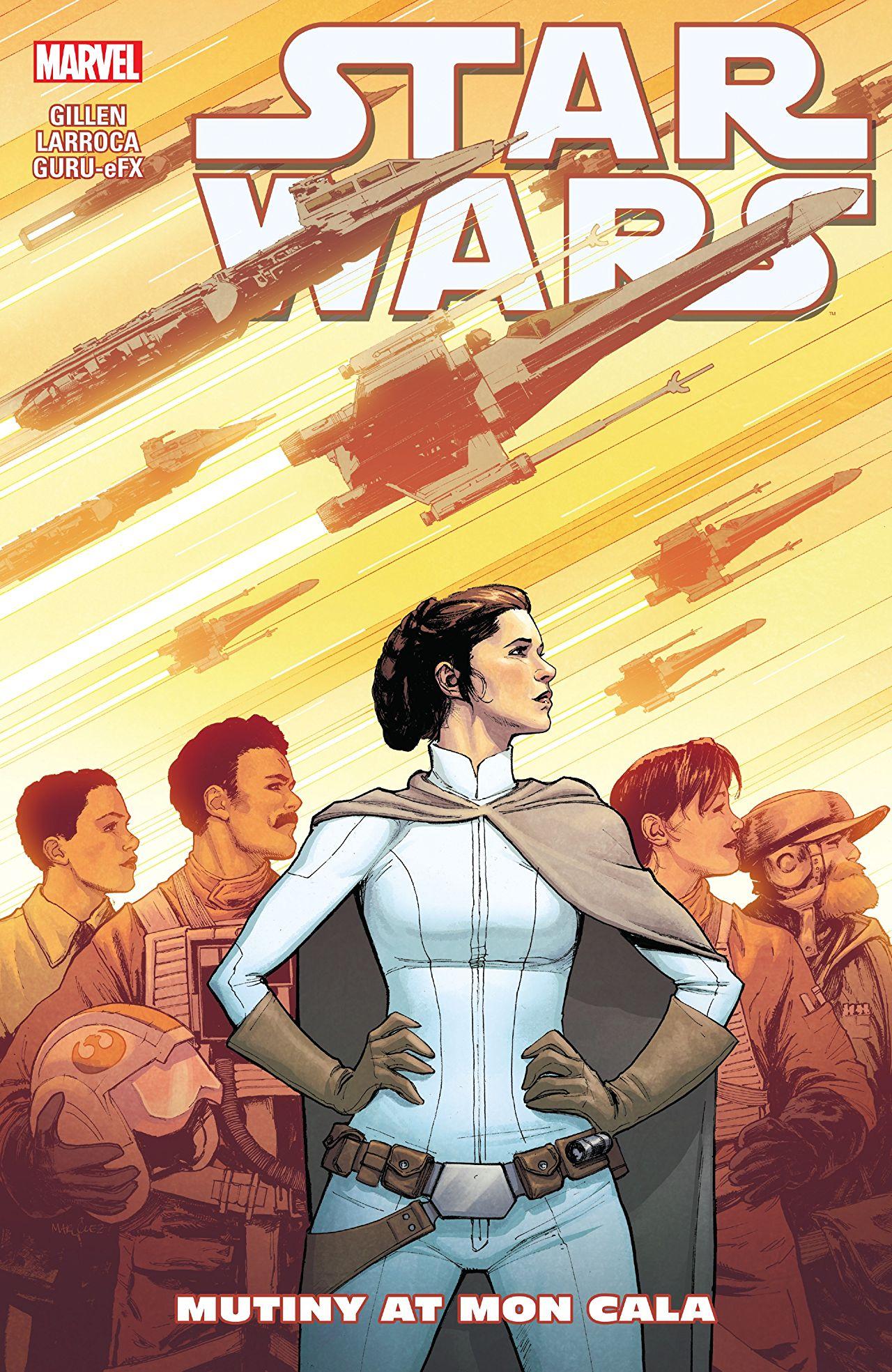 Звёздные войны: Выпуск 8 — Мятеж на Мон-Кале