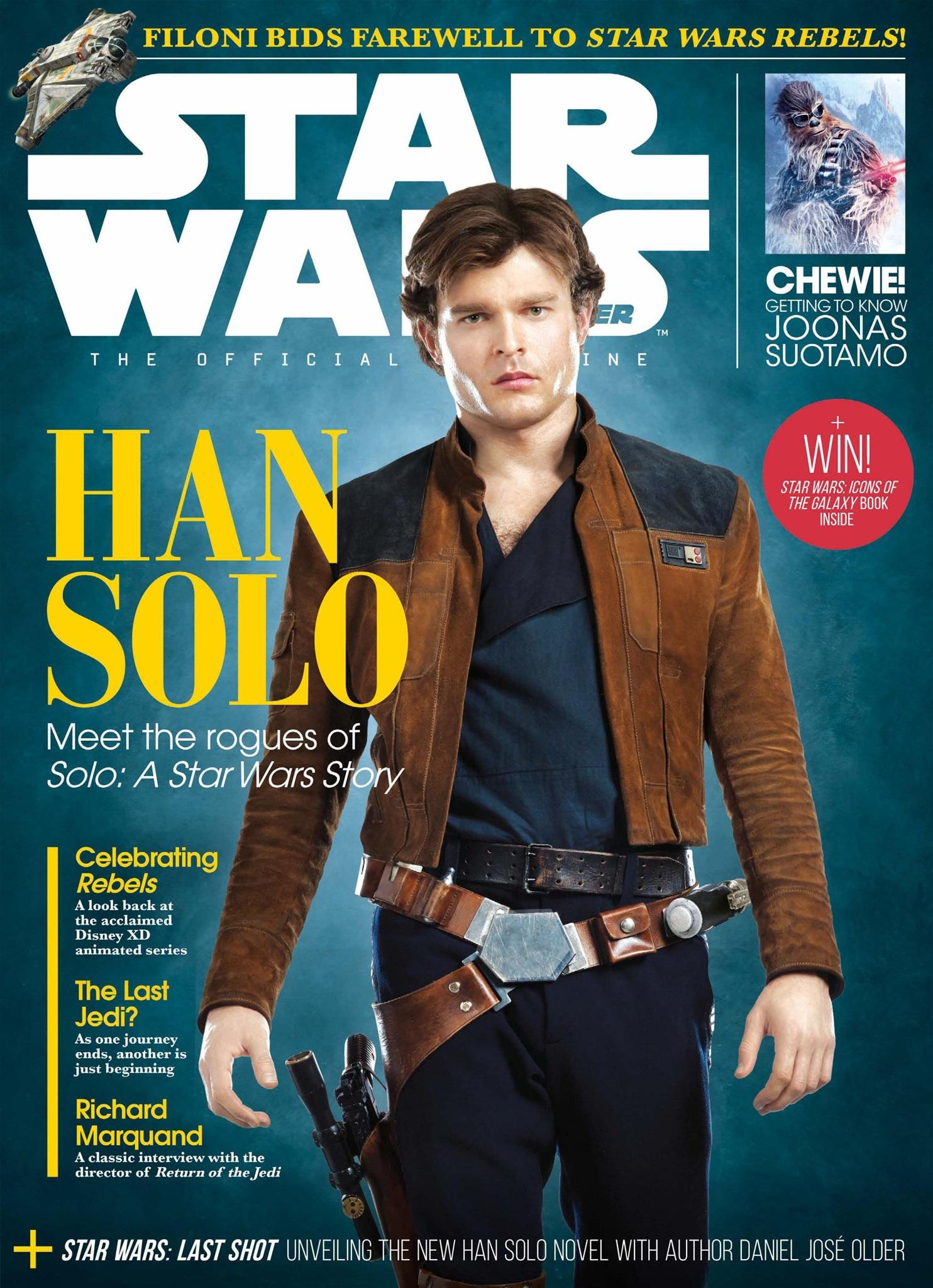 Star Wars Insider 180