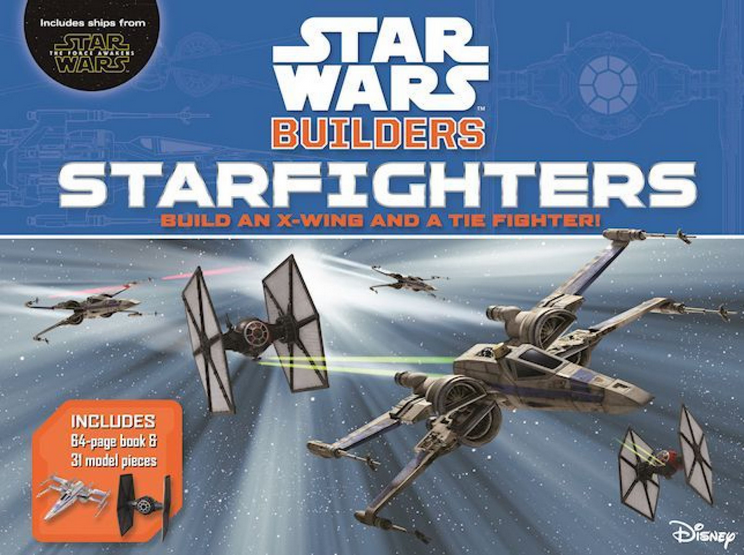 Строим «Звёздные войны»: Звёздные истребители