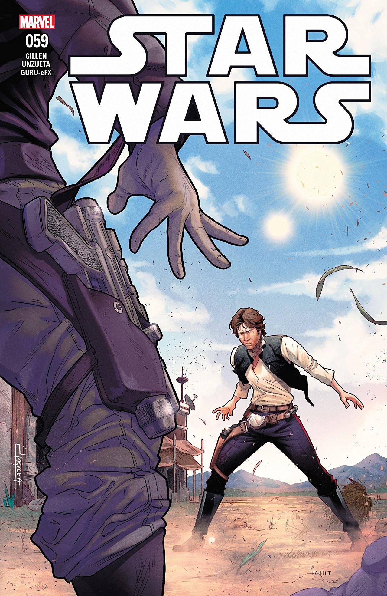 Звёздные войны 59: Побег, часть 4