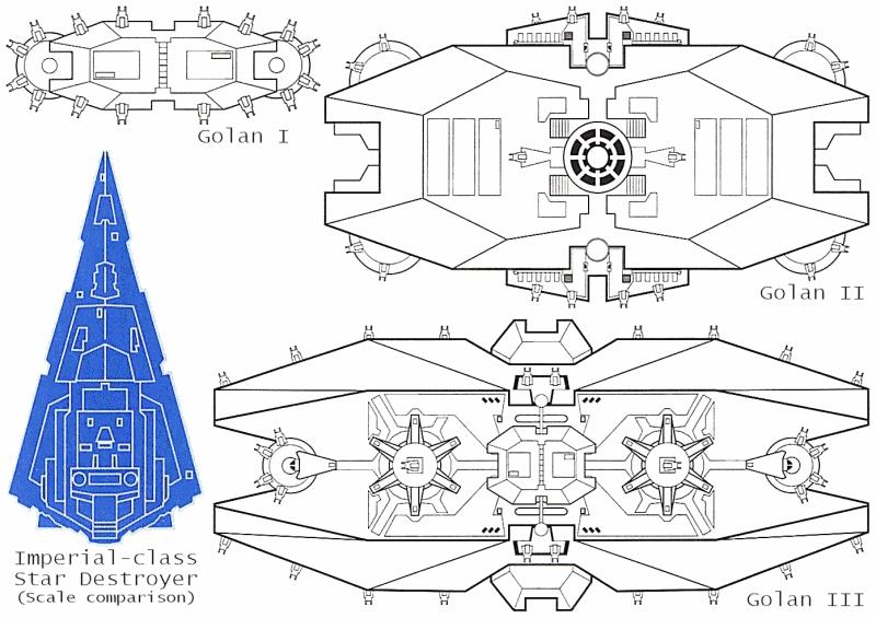 Космическая оборонительная платформа «Голан»