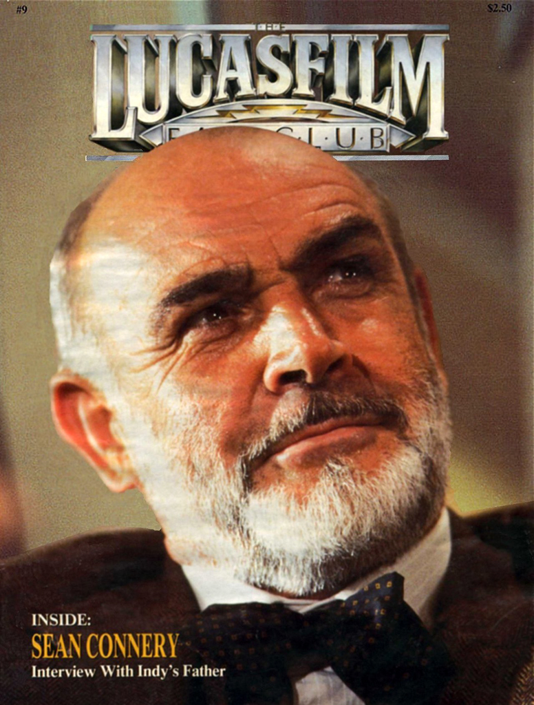 The Lucasfilm Fan Club Magazine 9
