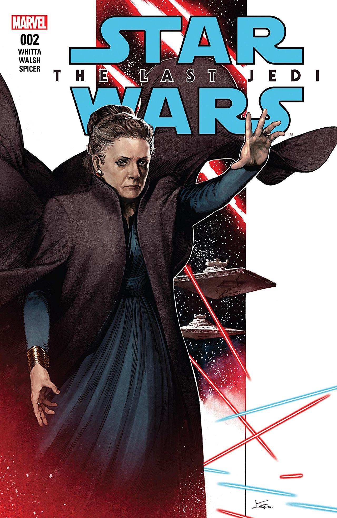 Звёздные войны: Последние джедаи, часть 2
