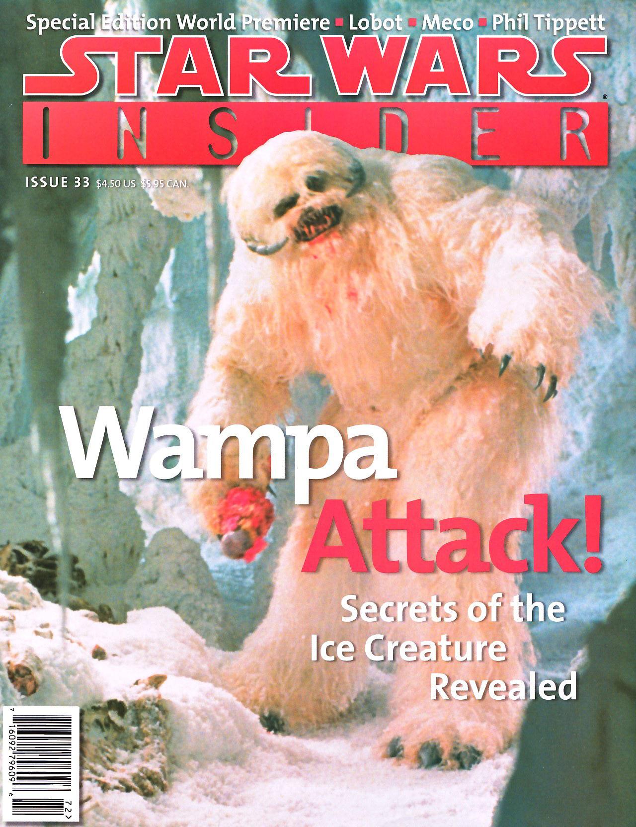 Star Wars Insider 33