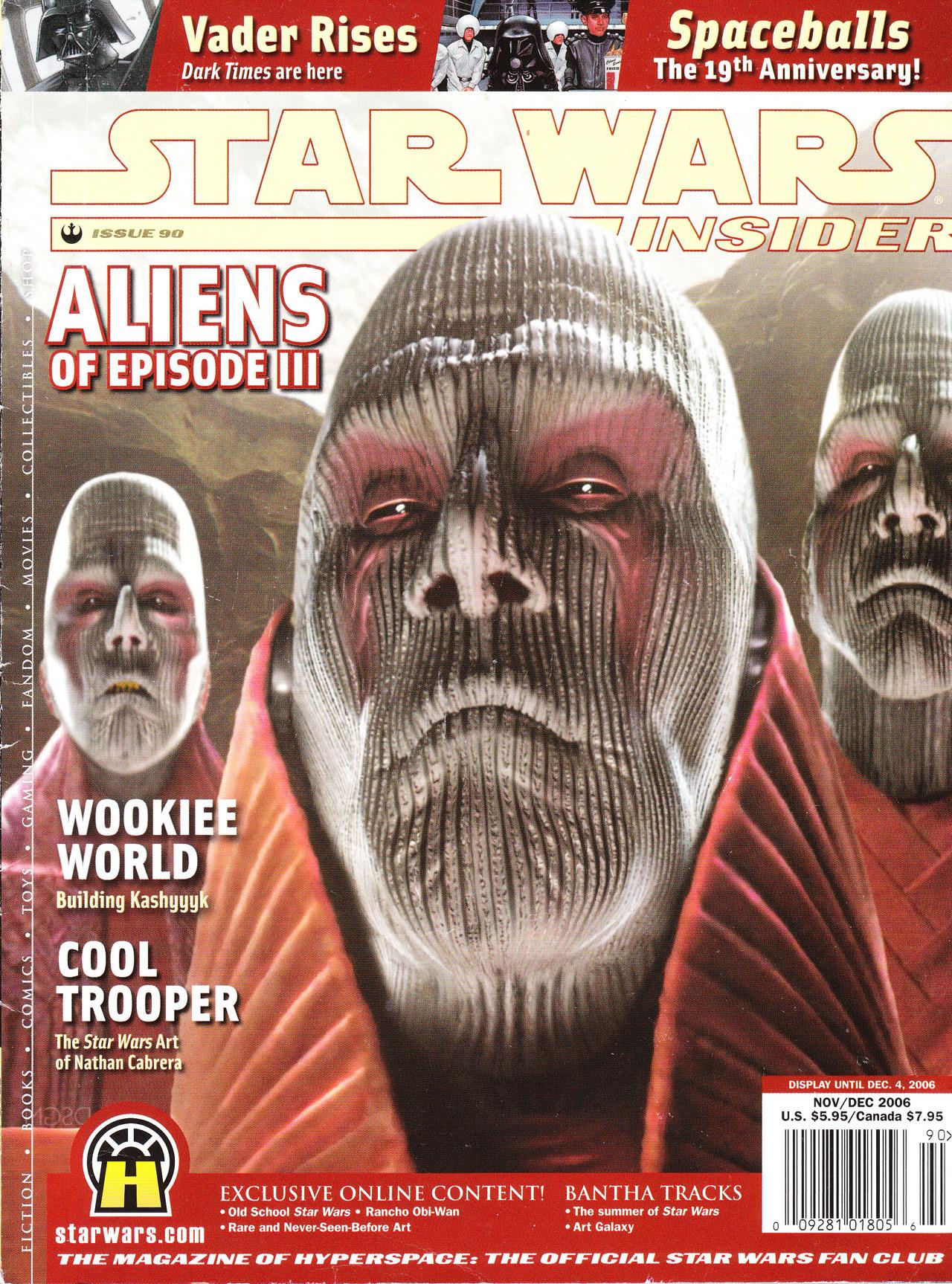 Star Wars Insider 90