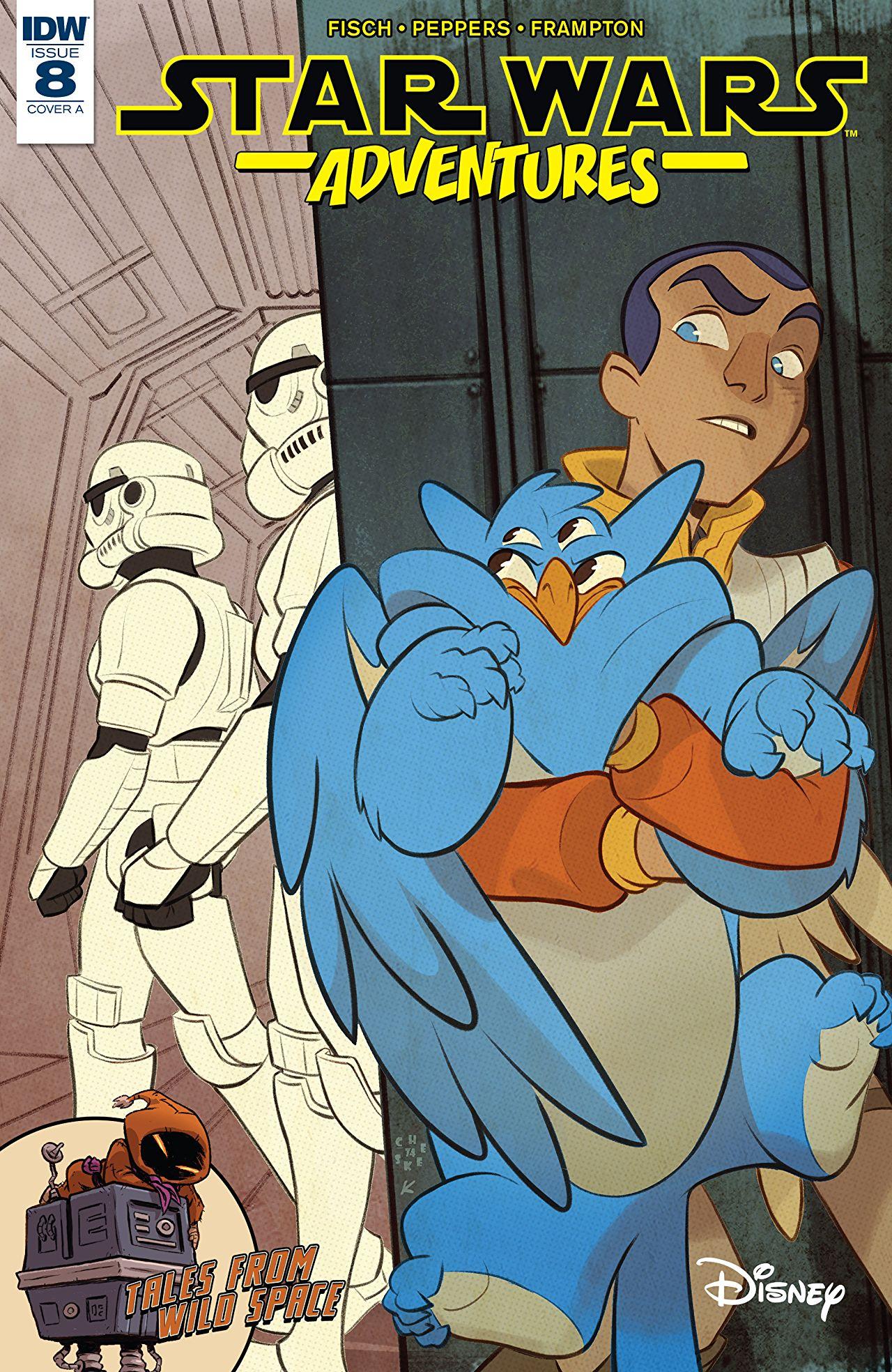 Звёздные войны: Приключения 8