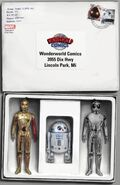 Star Wars Special C-3PO Phantom Limb Wonderworld Comics