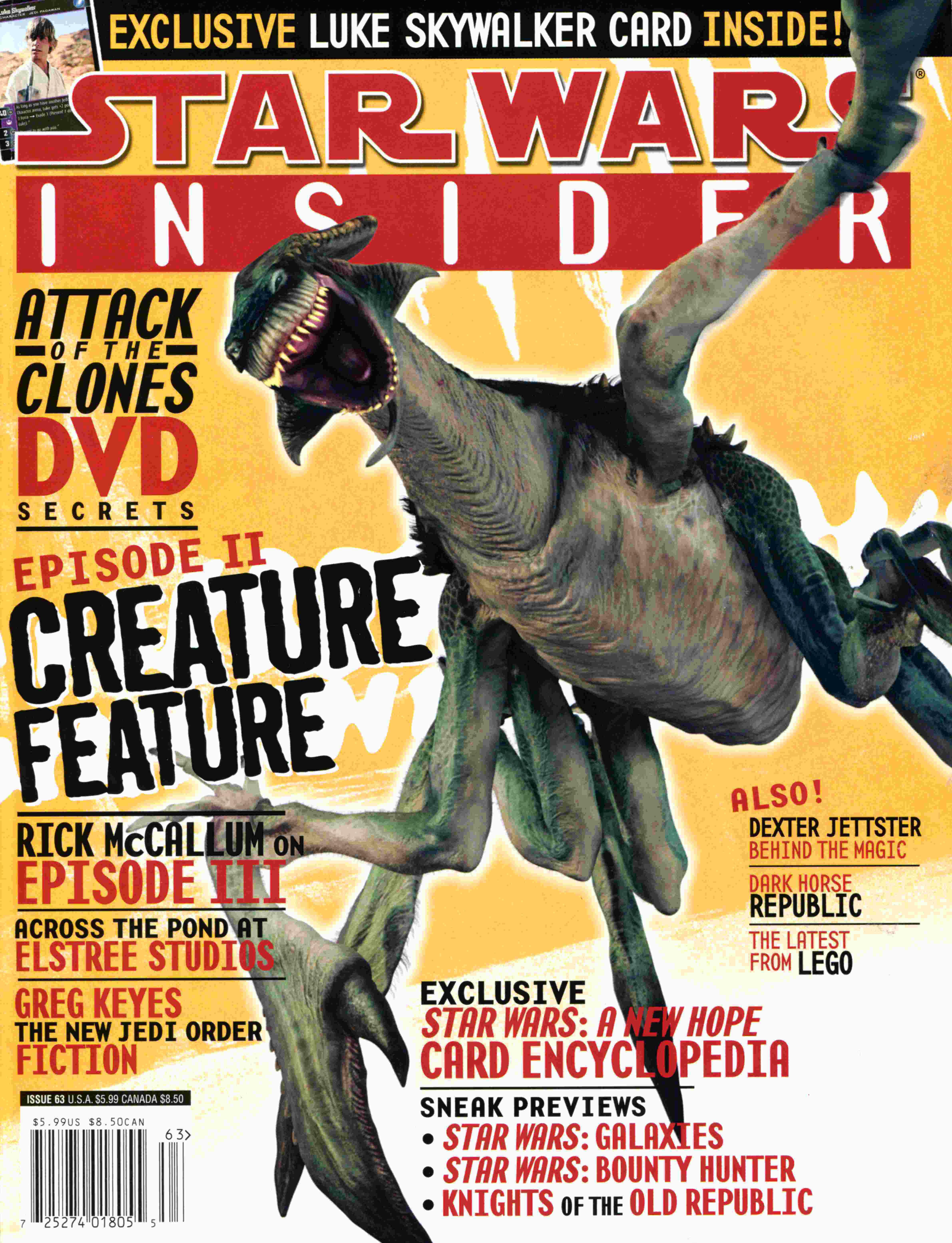 Star Wars Insider 63