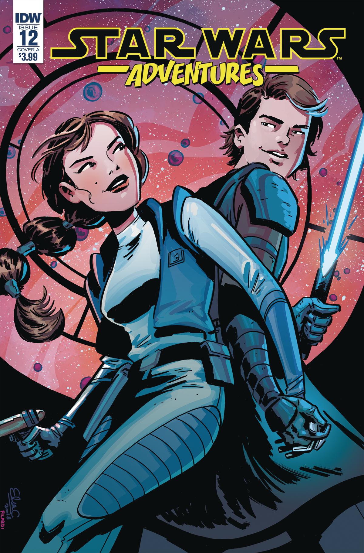 Звёздные войны: Приключения 12