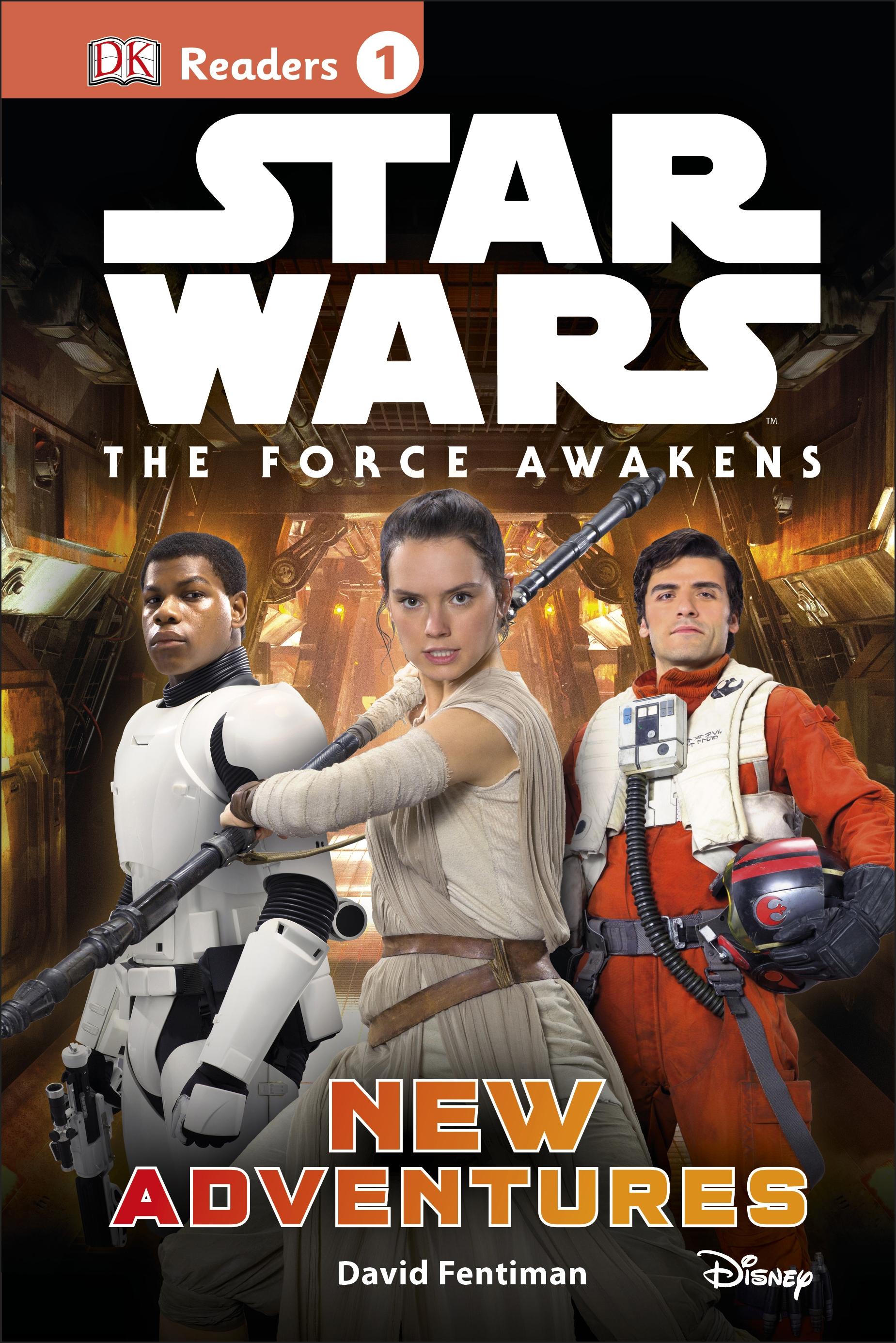 Звёздные войны. Пробуждение Силы: Новые приключения
