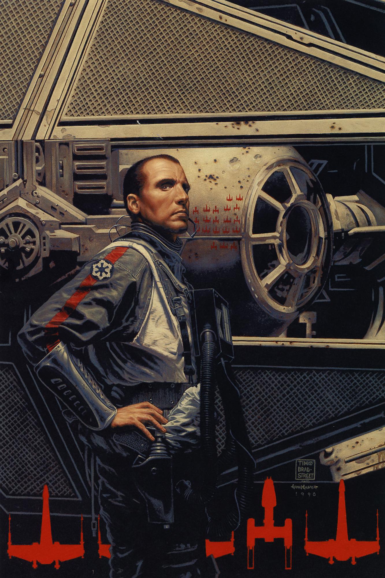 X-wing. Разбойная эскадрилья: На службе Империи
