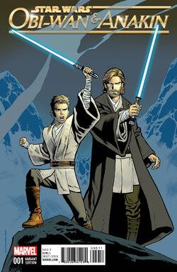 Obi-Wan and Anakin 1 Nowlan Variant.jpg