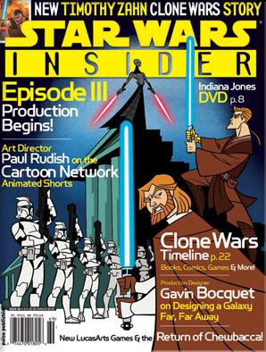 Star Wars Insider 69
