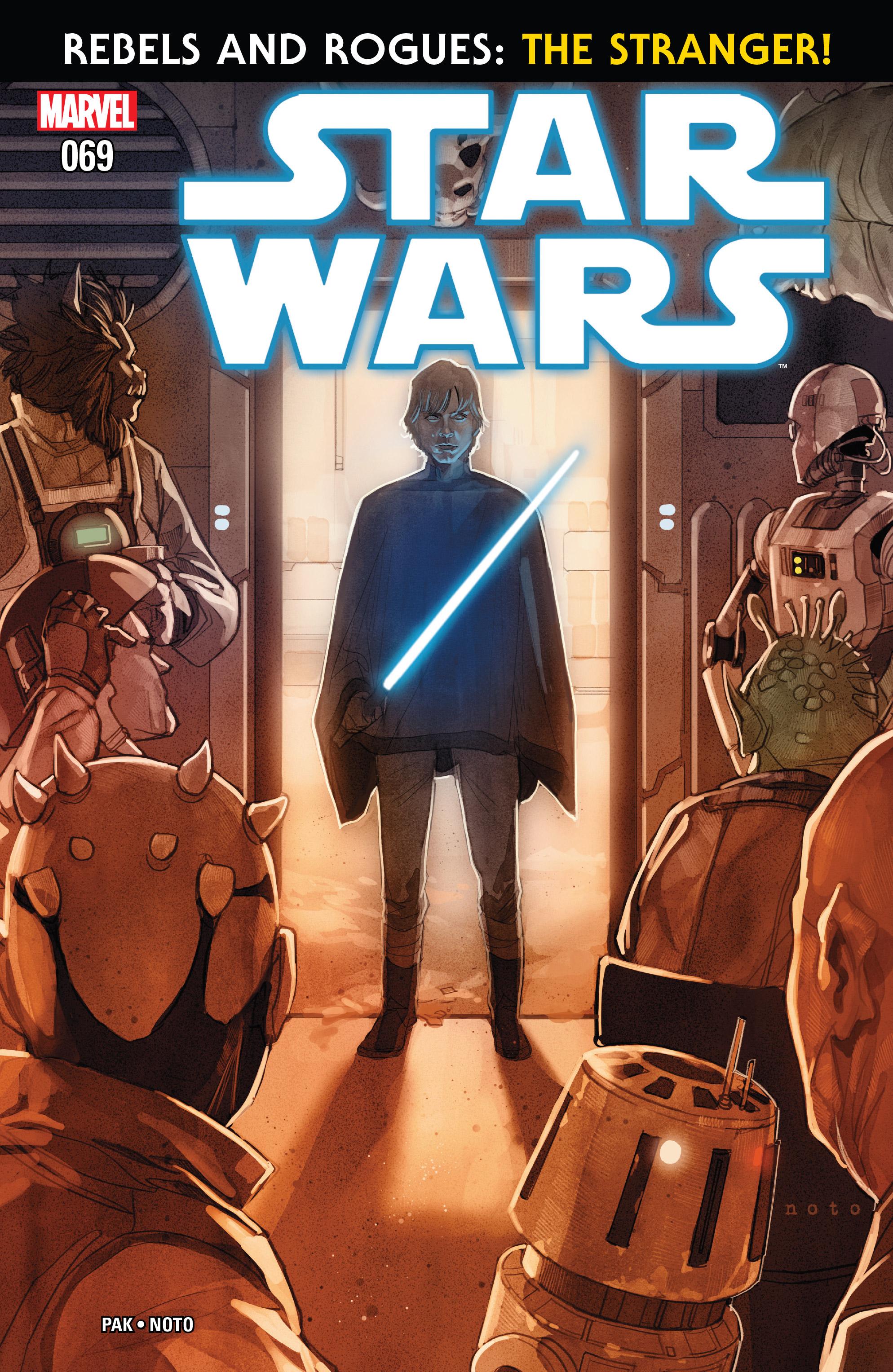 Звёздные войны 69: Мятежники и изгои, часть 2