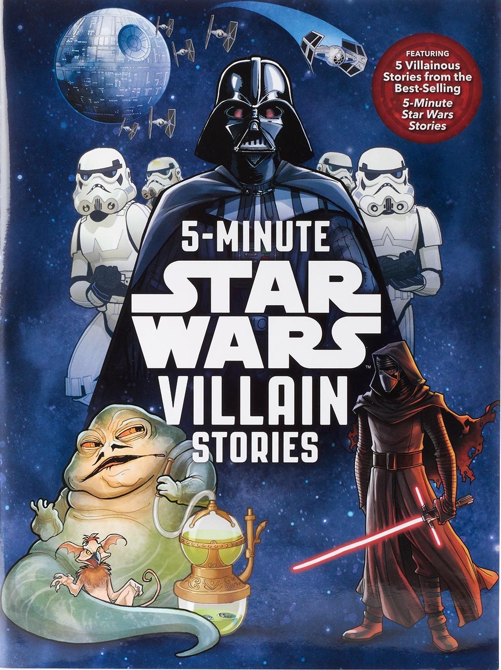 5-минутные истории злодеев Звёздных войн