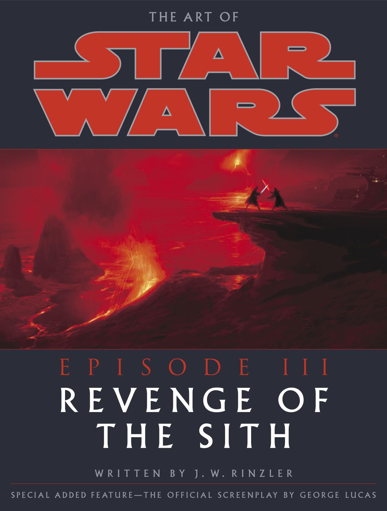 Искусство «Звёздных войн». Эпизод III: Месть ситхов