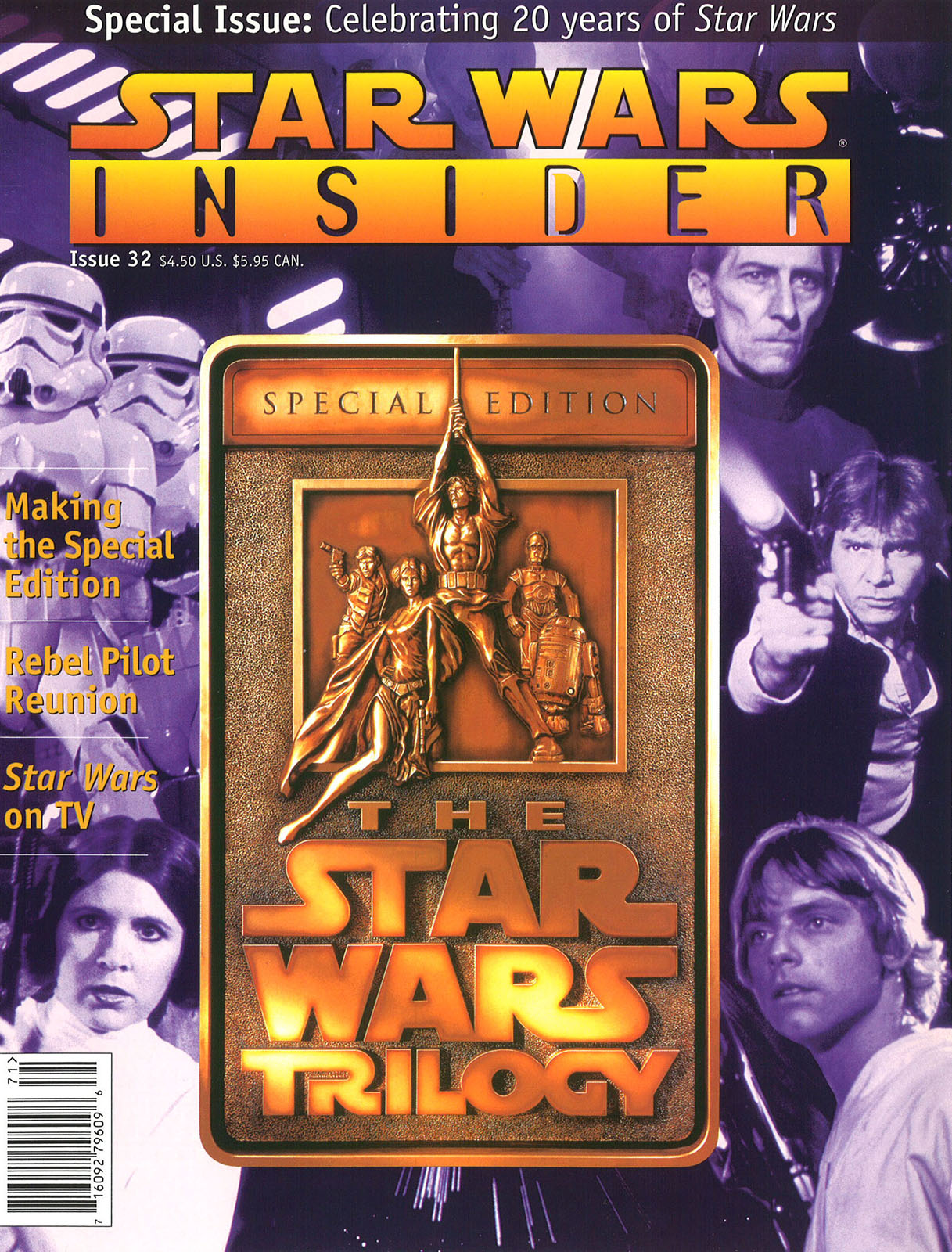 Star Wars Insider 32