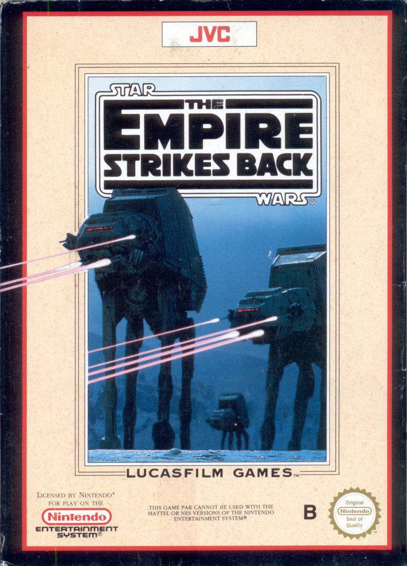 The Empire Strikes Back (видеоигра, NES)