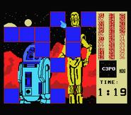 Droids en el planeta Ingo gameplay