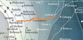 Трелленский торговый маршрут