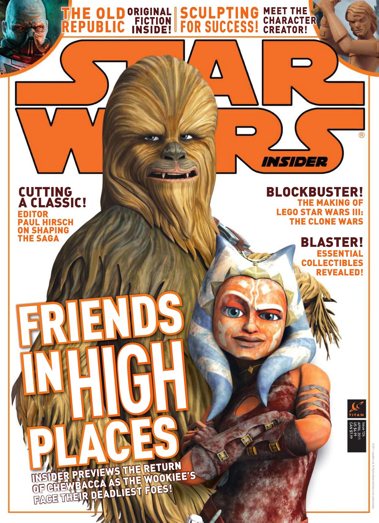 Star Wars Insider 124