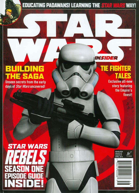 Star Wars Insider 156