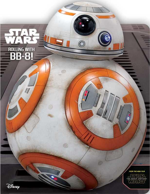 Катимся вместе с BB-8!