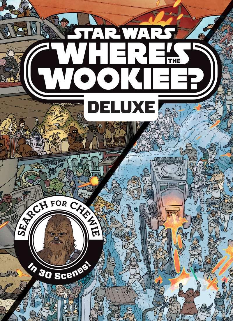 Звёздные войны: Где же вуки? Делюкс