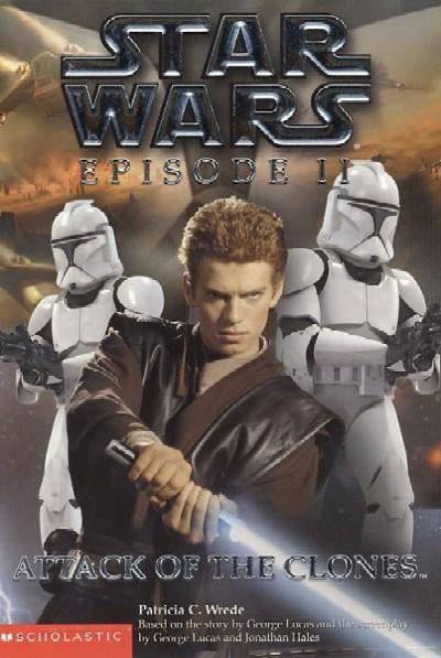 Звёздные войны. Эпизод II: Атака клонов (детский роман)