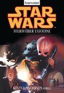 Sturm uber Tatooine Blanvalet