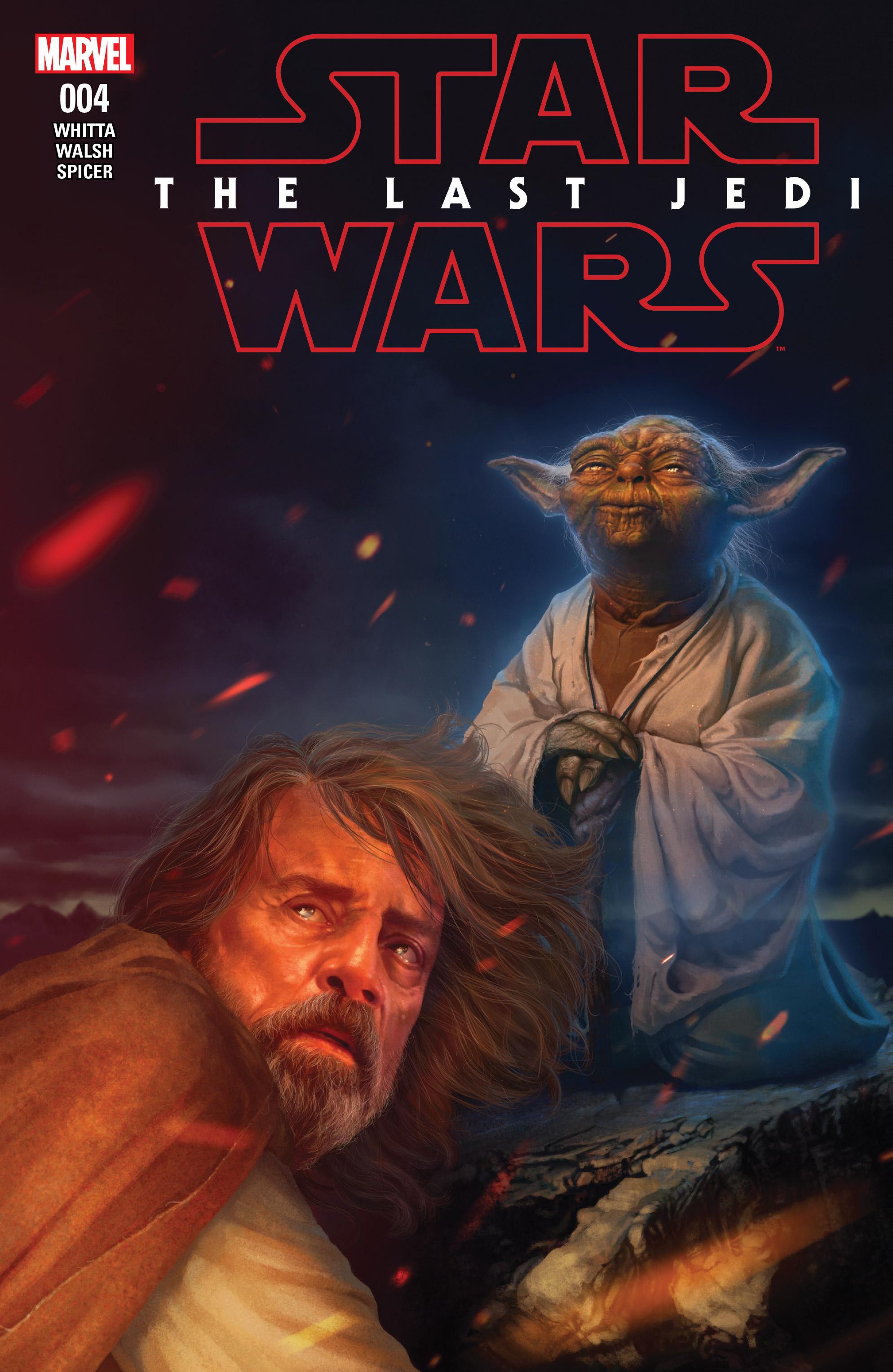 Звёздные войны: Последние джедаи, часть 4